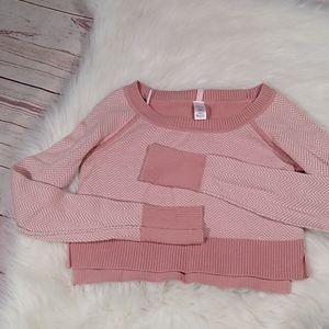 Ivivva crop top sweater size 10